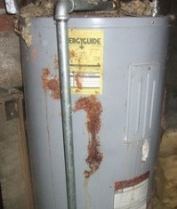 water heater replacement