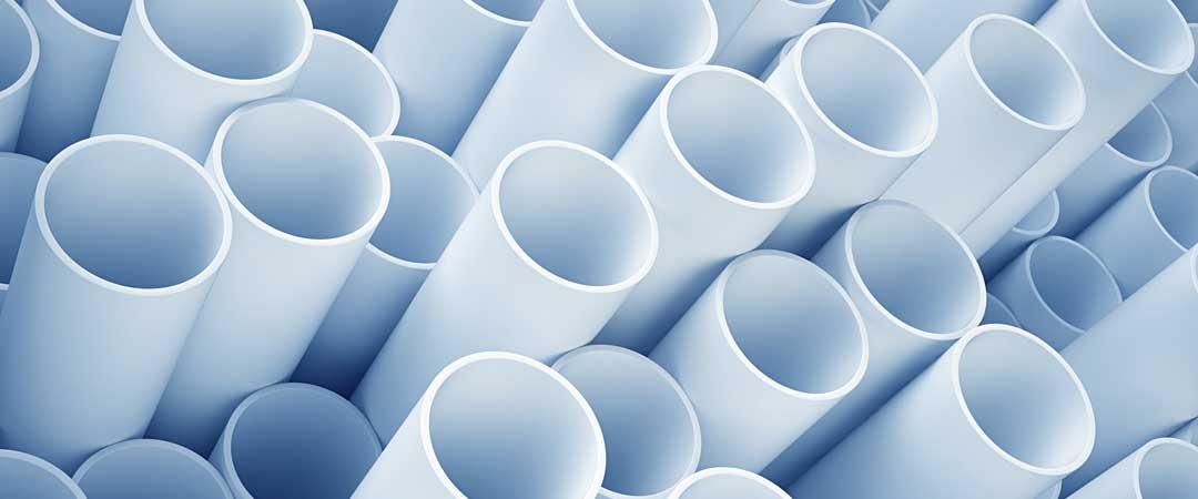 Multiple PVC Pipes