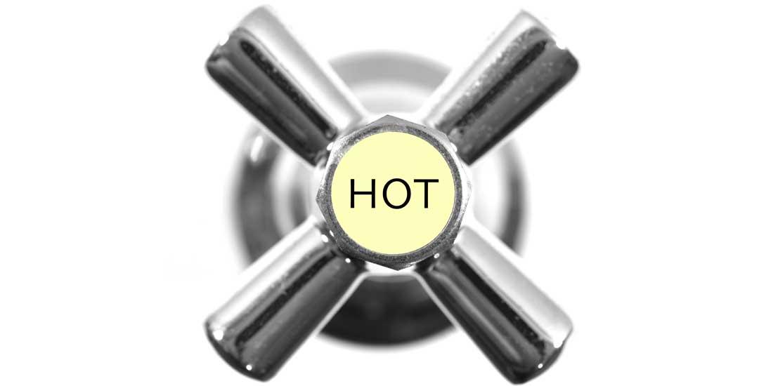 Hot Water Handle